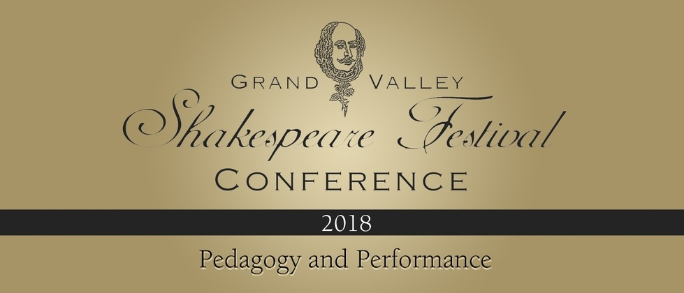 2018 Pedagogy and Performance Conference Banner